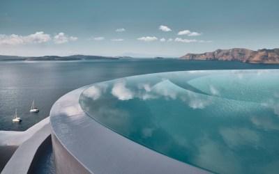 Mystique Hotel Santorini, Greece