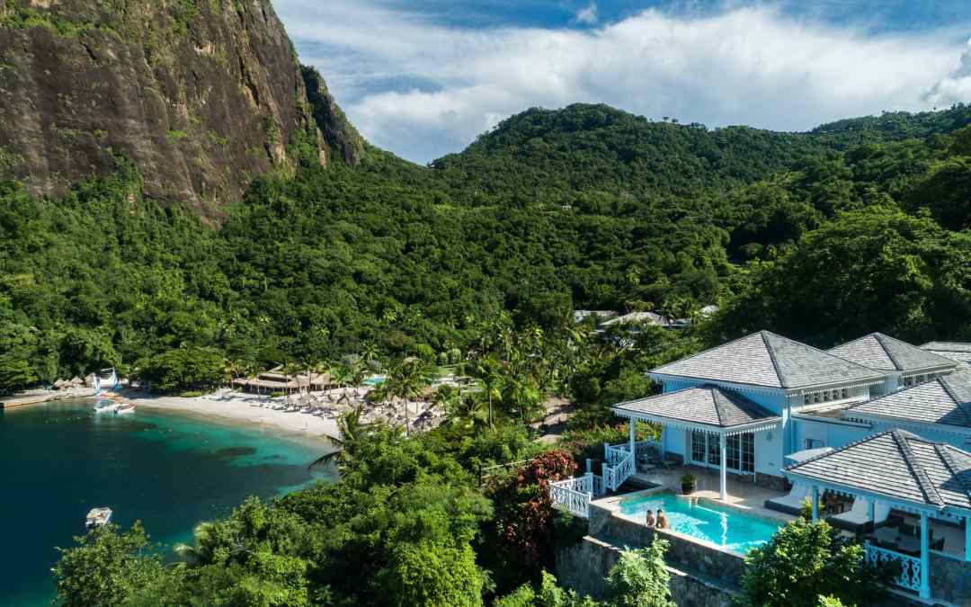 The best honeymoon resorts in St Lucia