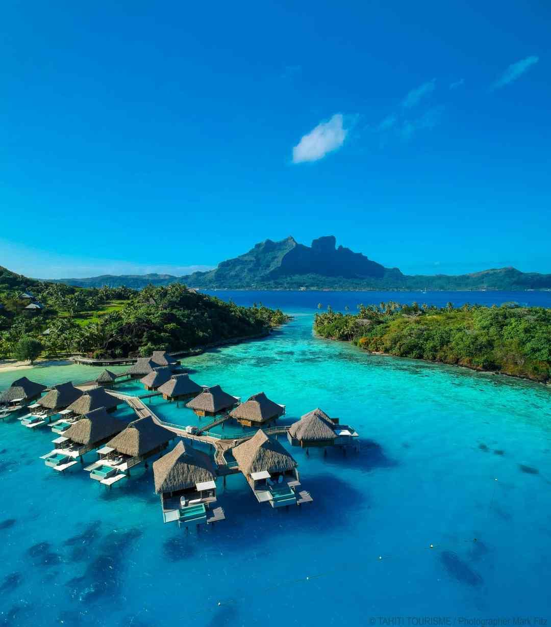 Best time to visit Bora Bora Conrad Nui