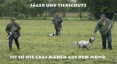 Tierschutz Jagd