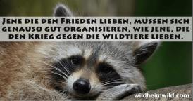 Wildtierschutz Jagd