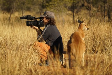 Director DOP Mick McIntyre-®Hopping Pictures