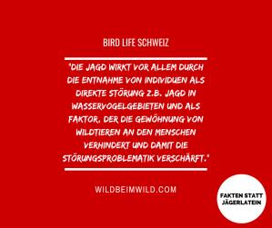 Bird Life Schweiz