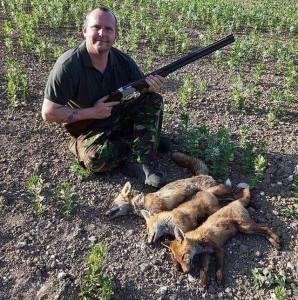 Hobby-Jäger sind Psychopathen