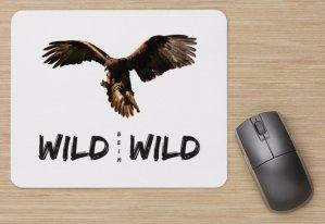Wild beim Wild Adler Mousepad