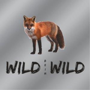 Fensteraufkleber Fuchs