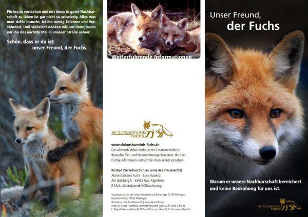 Fuchs Broschüre