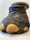 Elefantenfuss-Hocker