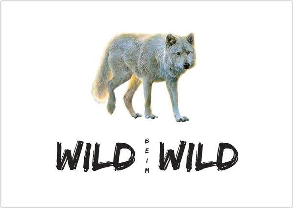 Wild beim Wild Poster
