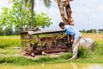 Kambodscha Hunde-Schlachthaus geschlossen