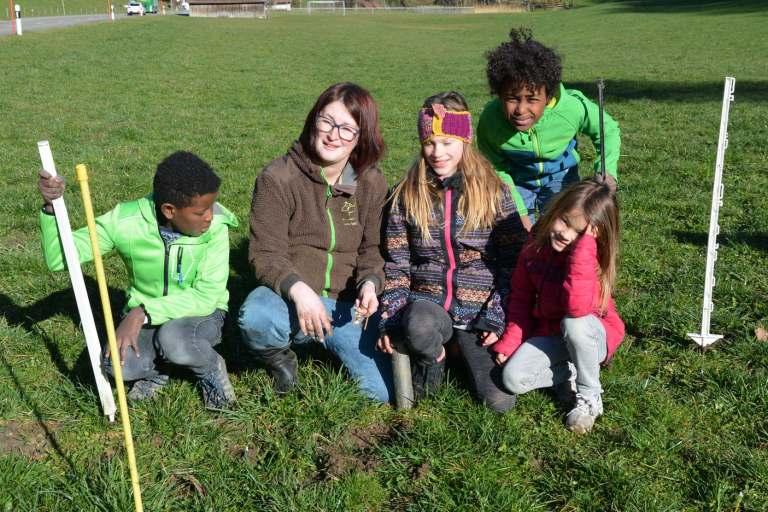 Magdenau Bauernhof ermutigt Kinder zur Mäusejagd gegen Langeweile