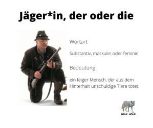 Jagd Jäger Schweiz