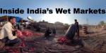 Lebendtier- und Fleischmärkte Gefahr einer neuen Pandemie in Indien