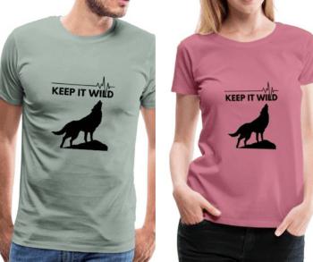 Wild beim Wild Shop