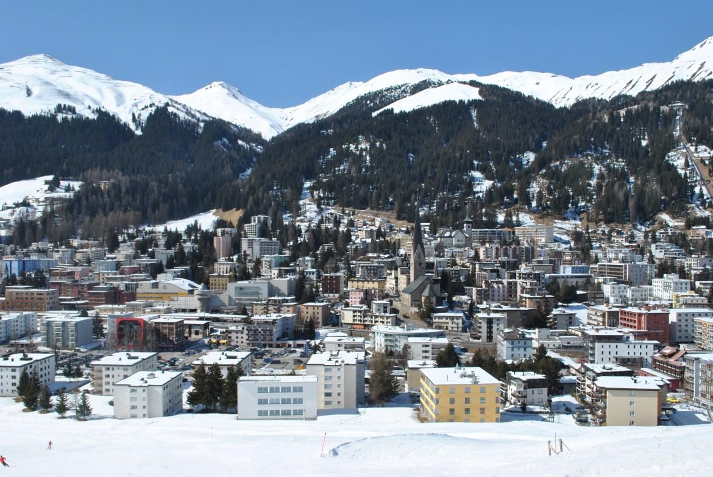 Keine Feuerwerke mehr in Davos