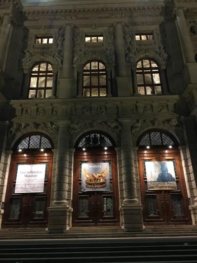 Kunsthistorisches Museum-Art History Museum