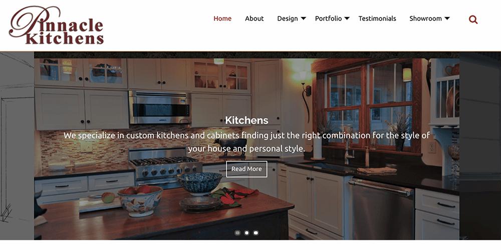 Etonnant Pinnacle Kitchens
