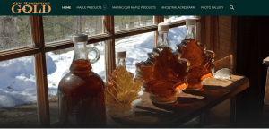 New Hampshire Gold website