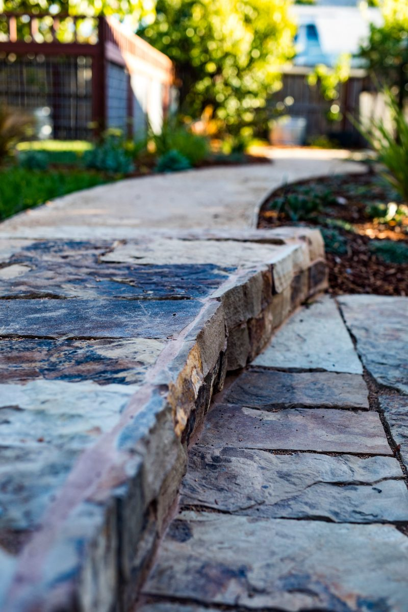 3 ways to build permeable hardscapes