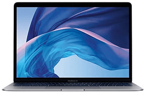 apple macbook air review of the main laptop view