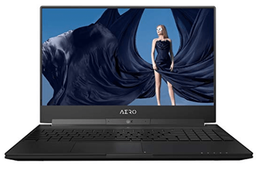 Good Gaming Laptops, Gigabyte Aero 15X