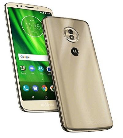 Smartphones with the best battery life, brown motorola moto g6 play