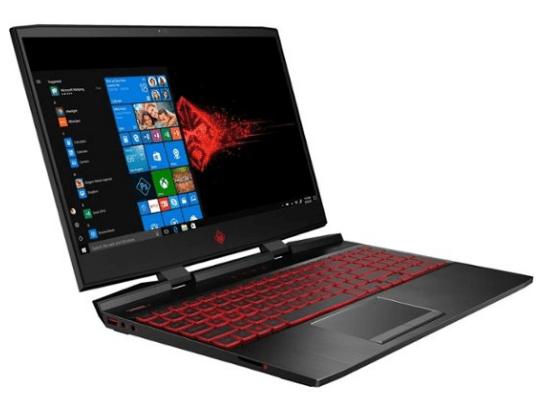 affordable gaming laptops, HP Omen