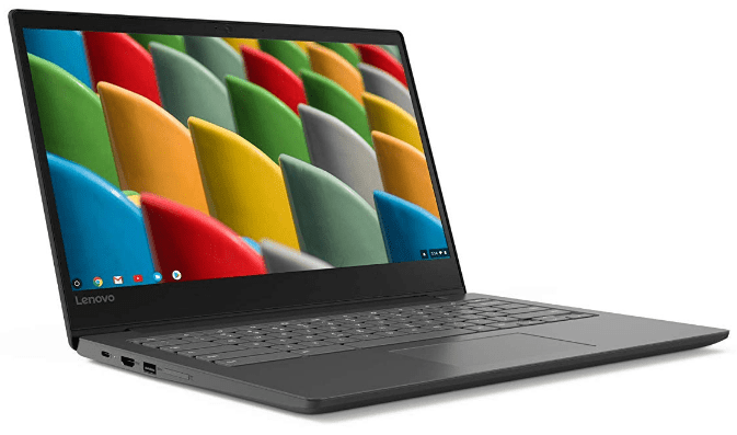 side view image, cheap lenovo laptops, Lenovo S330 Chromebook
