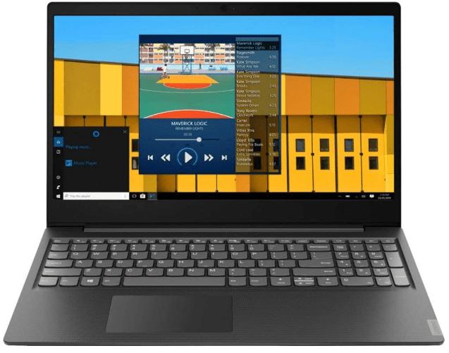 Lenovo IdeaPad S145, cheap lenovo laptops, main view