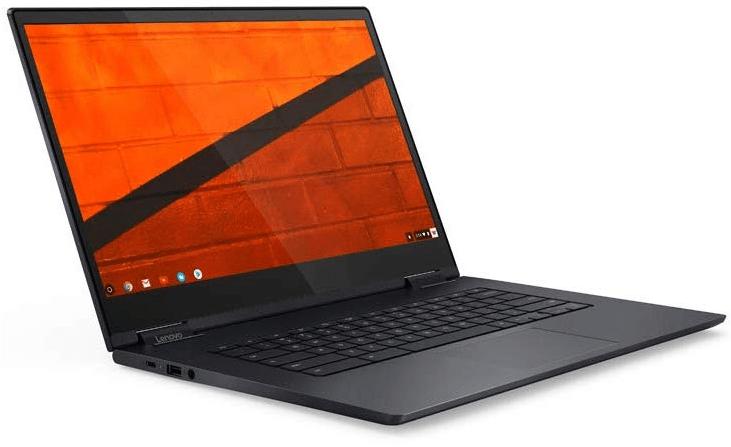 main side view, cheap lenovo laptops, Lenovo Yoga C630 2-in-1 Chromebook