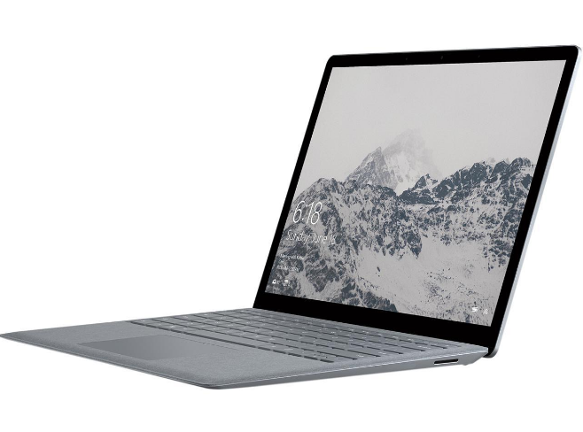 2 in 1 laptop tablets of the Microsoft Surface Pro