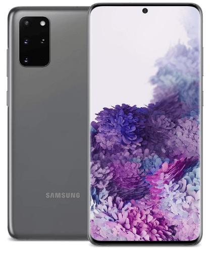 Latest Samsung Phone - Main view Samsung Galaxy S20+