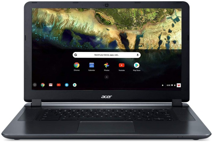 Acer Chromebook 15 as one of the best Chromebooks for students
