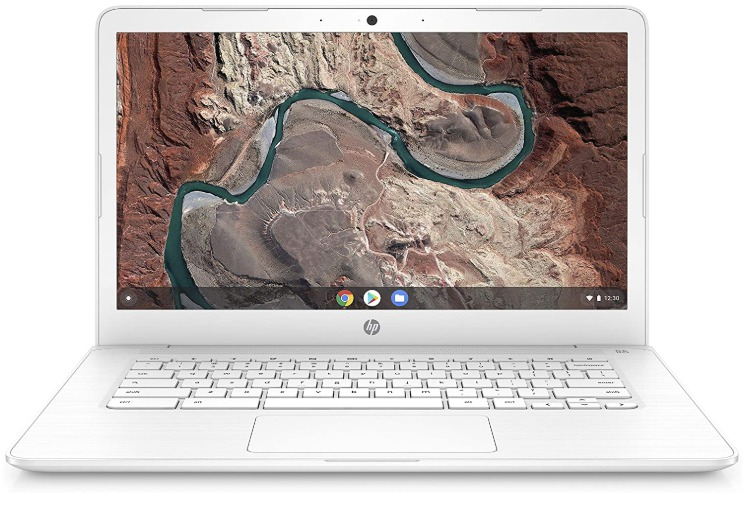HP Chromebook 14 as one of the best Chromebooks for students