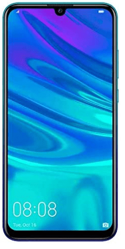 Front view of the Huawei P Smart
