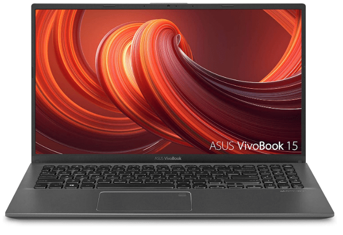 Best Budget Business Laptops, Asus VivoBook 15