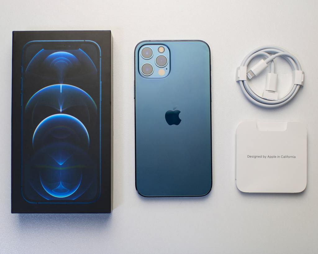 Unboxing of the Apple iPhone 12 Pro Max 5G