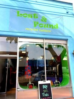 Lost & Found, Hillcrest San Diego