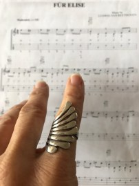 Pawn shop ring, Fur Elise for ukulele
