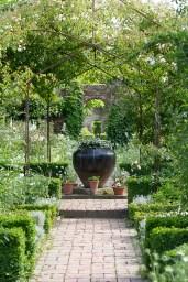 Sissinghurst White Garden