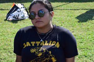 Battalion Commander Natalie Maria
