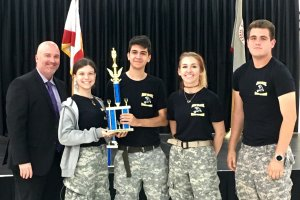 Marksmen Broward Co Championship