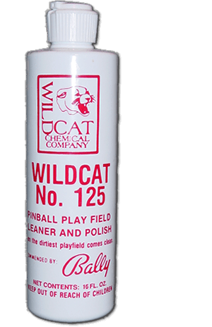 wildcat-125-pinball-playfield-dleaner-d
