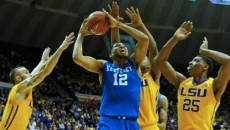 Karl Towns - photo by Derick E. Hingle-USA TODAY Sports