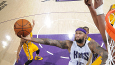 DeMarcus Cousins - photo by Rocky Widner/NBAE via Getty Images