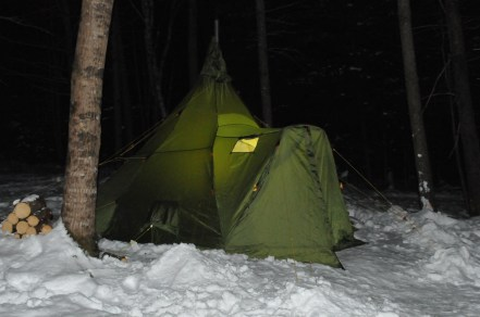 Winter/Fall Camping