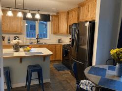 Millay House: Kitchen