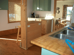 Nesika Nest: Main Kitchen