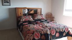 Sea Balm Queen bed