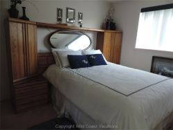 Sea Shadows Twin bed